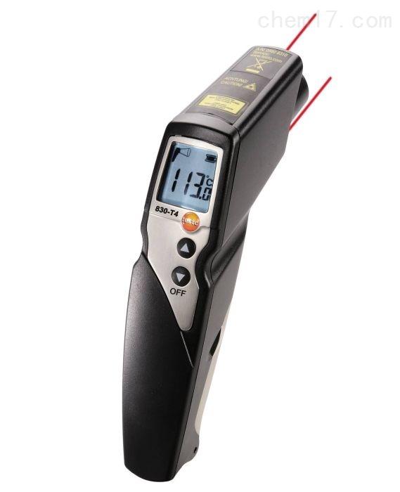 德图testo 830-T2 红外温度仪