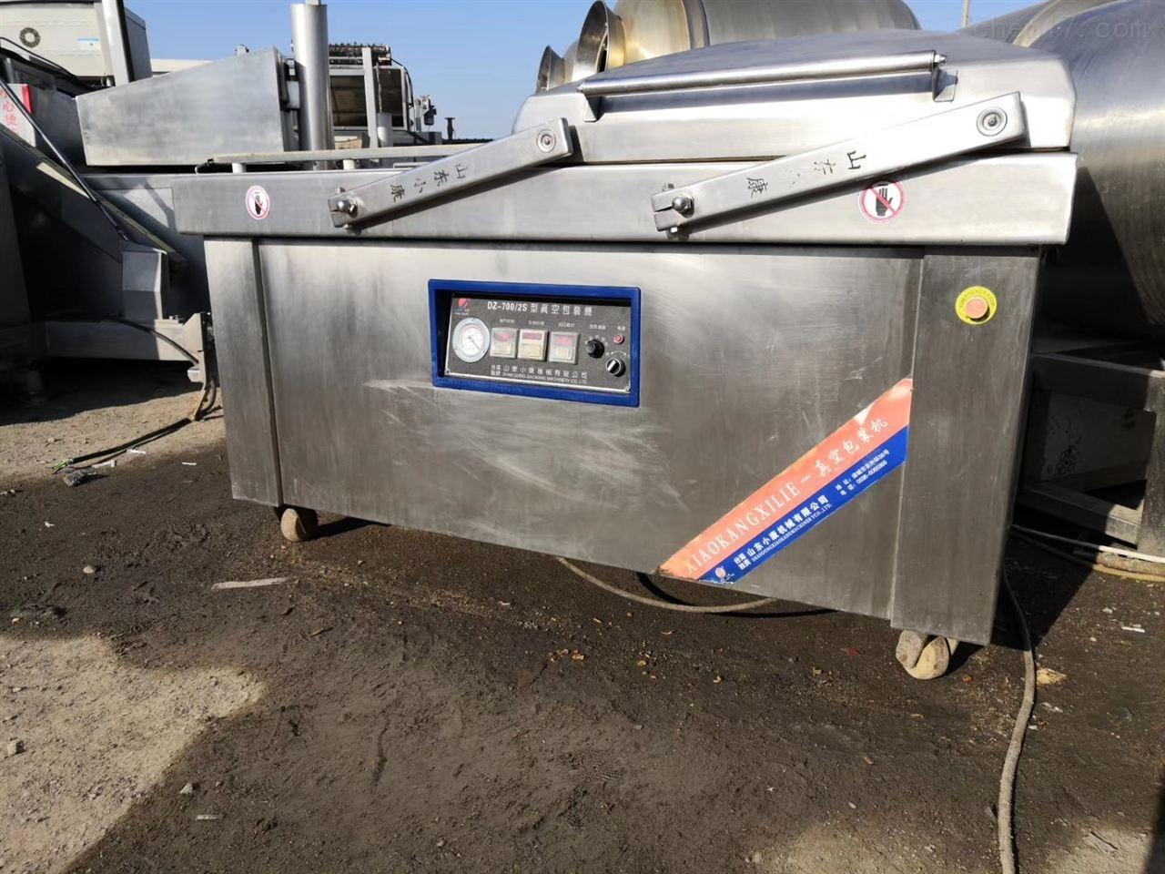 回收二手食品真空包装机肉制品包装用