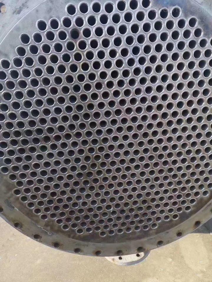 公司出售二手60平方不锈钢冷凝器