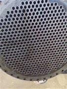 紧急出售二手30平方不锈钢冷凝器