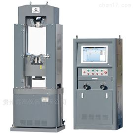 贵州WEW-1000B微机显示万能材料试验机