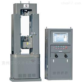贵州WEW-300B微机显示万能材料试验机