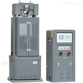 贵州WE-1000B型电液式万能材料试验机