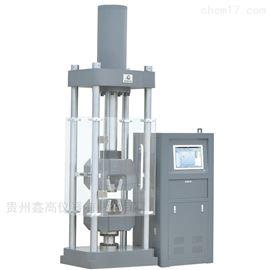 WAW-1000DL电液伺服万能试验机(单空间)