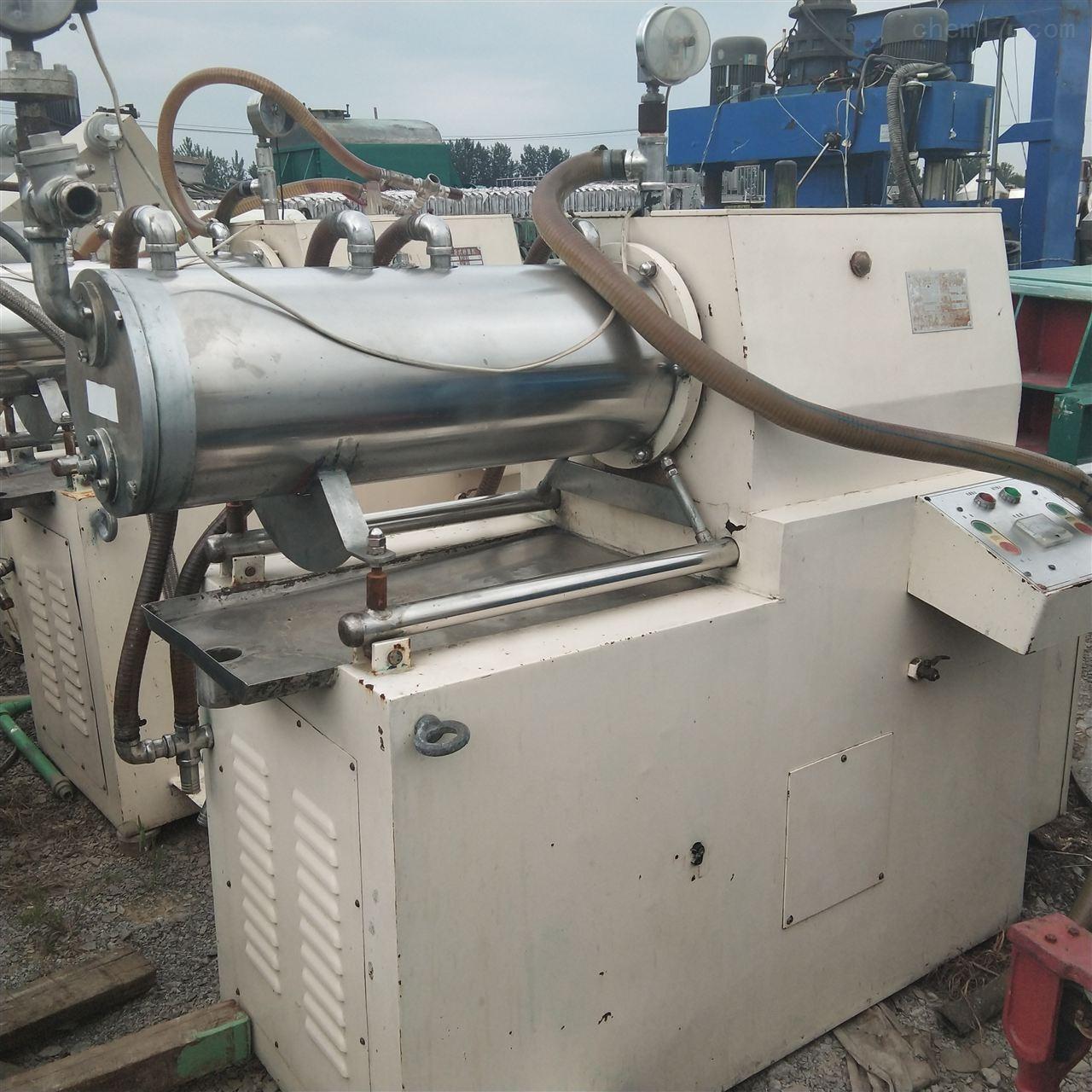 长期回收纳米砂磨机