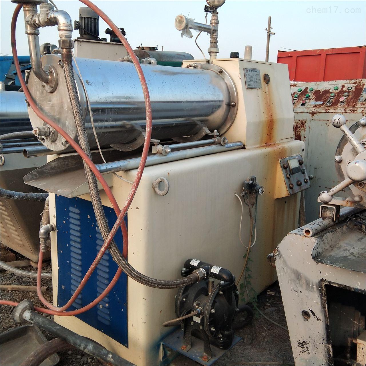 大量回收盘式砂磨机