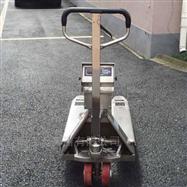 不锈钢液压拖车电子秤,规格定制电子叉车秤