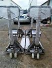 全不锈钢2T拖车电子秤,高精度防水叉车磅秤