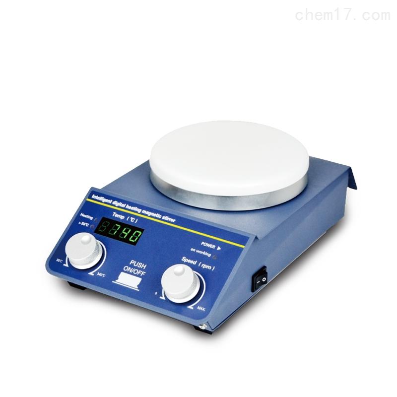 米欧 Miulab 数显磁力加热搅拌器