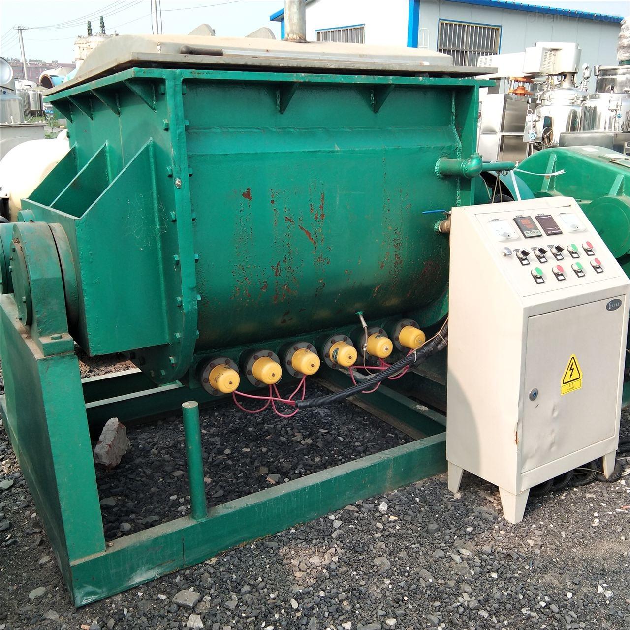 常年回收蒸汽加热捏合机