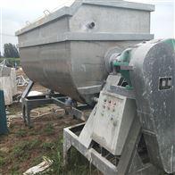 2吨混合机大量回收不锈钢混合机