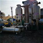 高价回收二手双效1000L浓缩蒸发器