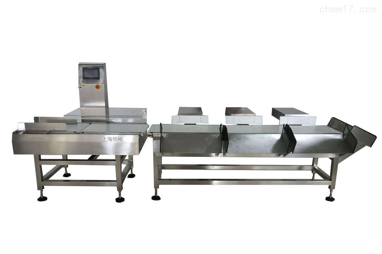 螺螄粉動態自動稱重機,食品稱重電子秤價格