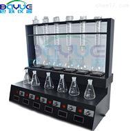 BA-ZL6B挥发酸水质挥发酚蒸馏装置