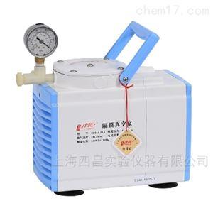 津騰GM-0.33A津騰GM-0.33A無油隔膜真空泵