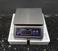 不锈钢6kg电子桌秤,全密封式15kg防水桌秤