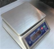 全封闭电子30kg桌秤,防腐防水不锈钢电子秤