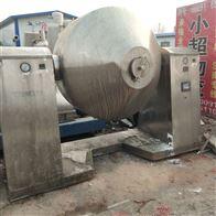 2000升干燥机哪里回收搪玻璃双锥回转干燥机