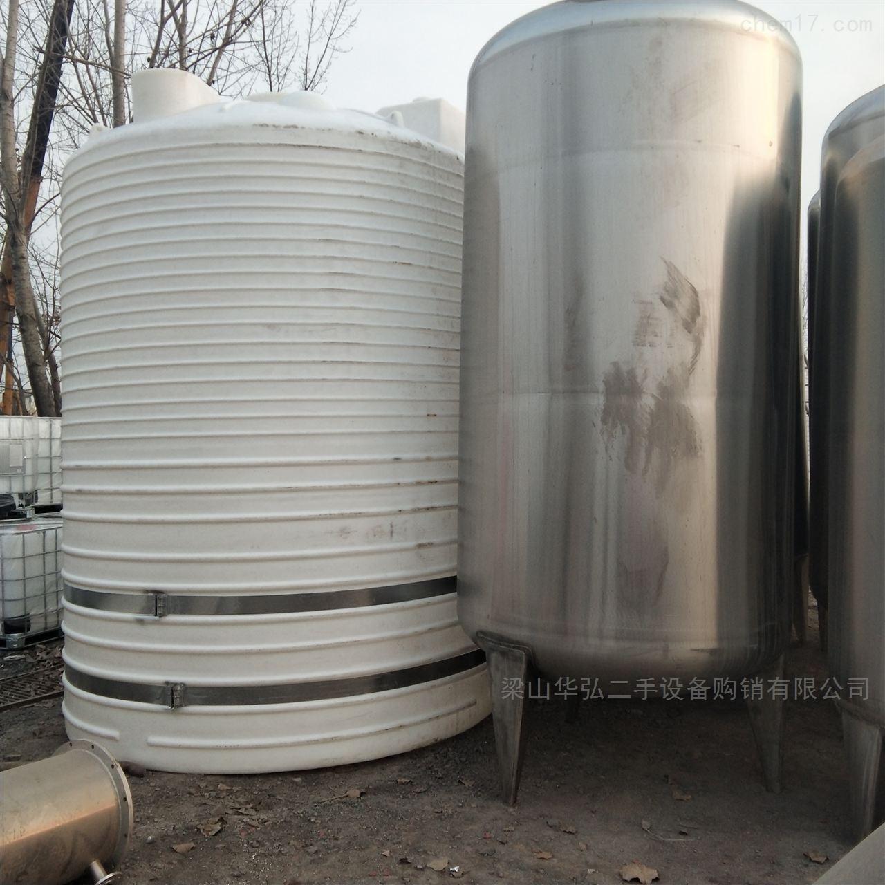 常年回收不锈钢储存罐