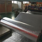大棚彩钢箔隔热气泡膜的生产技术