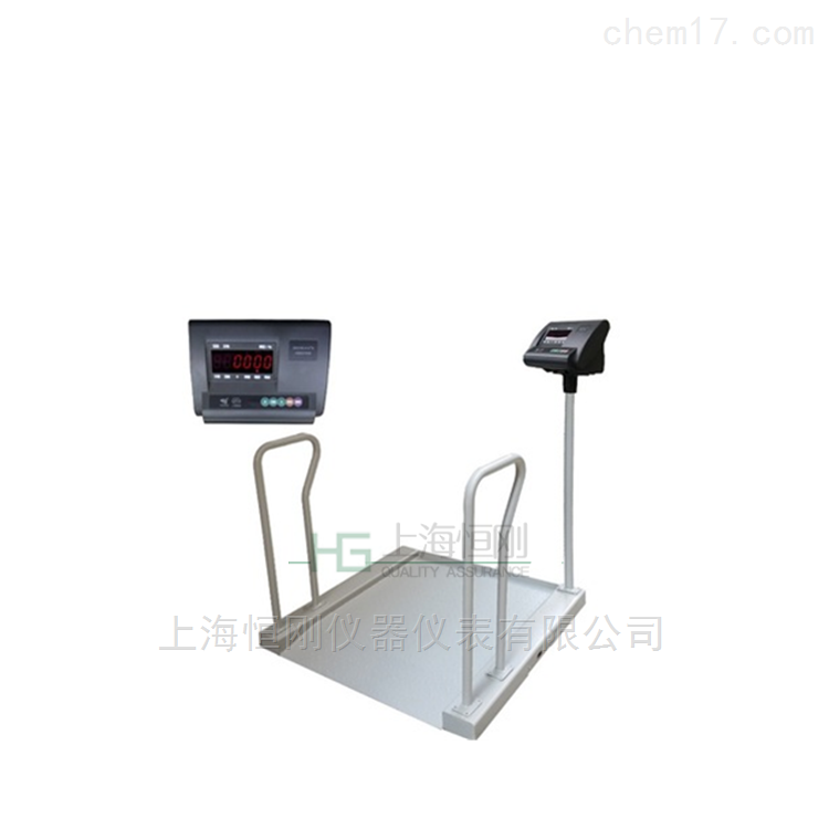 LED数显轮椅秤,可打印透析秤