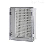 400*300*180mm翻盖塑料透明配电箱