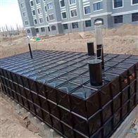 铜仁地埋式箱泵一体化恒压给水设备