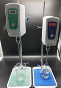 电动数显增力实验室恒速搅拌机100W