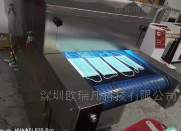 口罩杀菌试验箱紫外线测试
