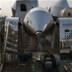 回收二手闲置不锈钢双锥干燥机