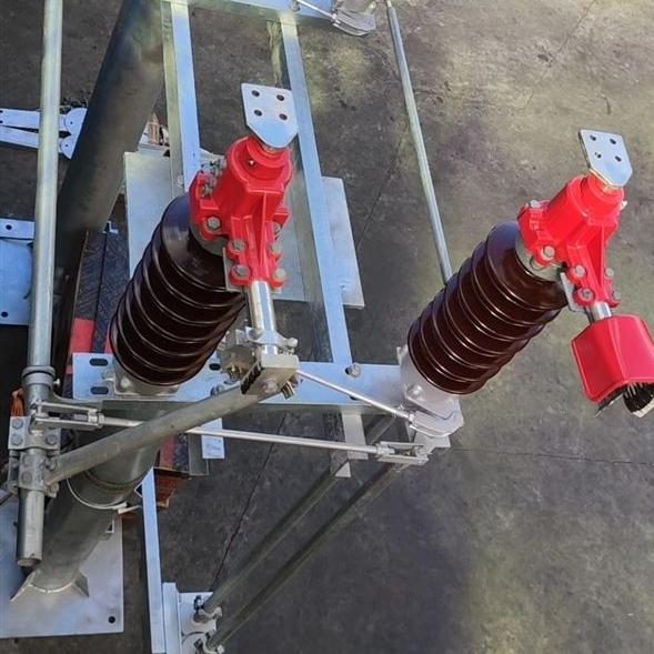 GW4双接地35kv高压隔离开关