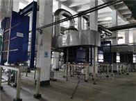 出售二手五效浆膜式蒸发器配置齐全