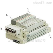 PV2000G+F220v电磁阀电磁先导阀总线接口连接模块