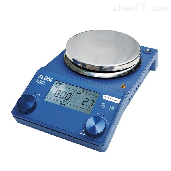 磁力搅拌器 数显加热型 FET-H
