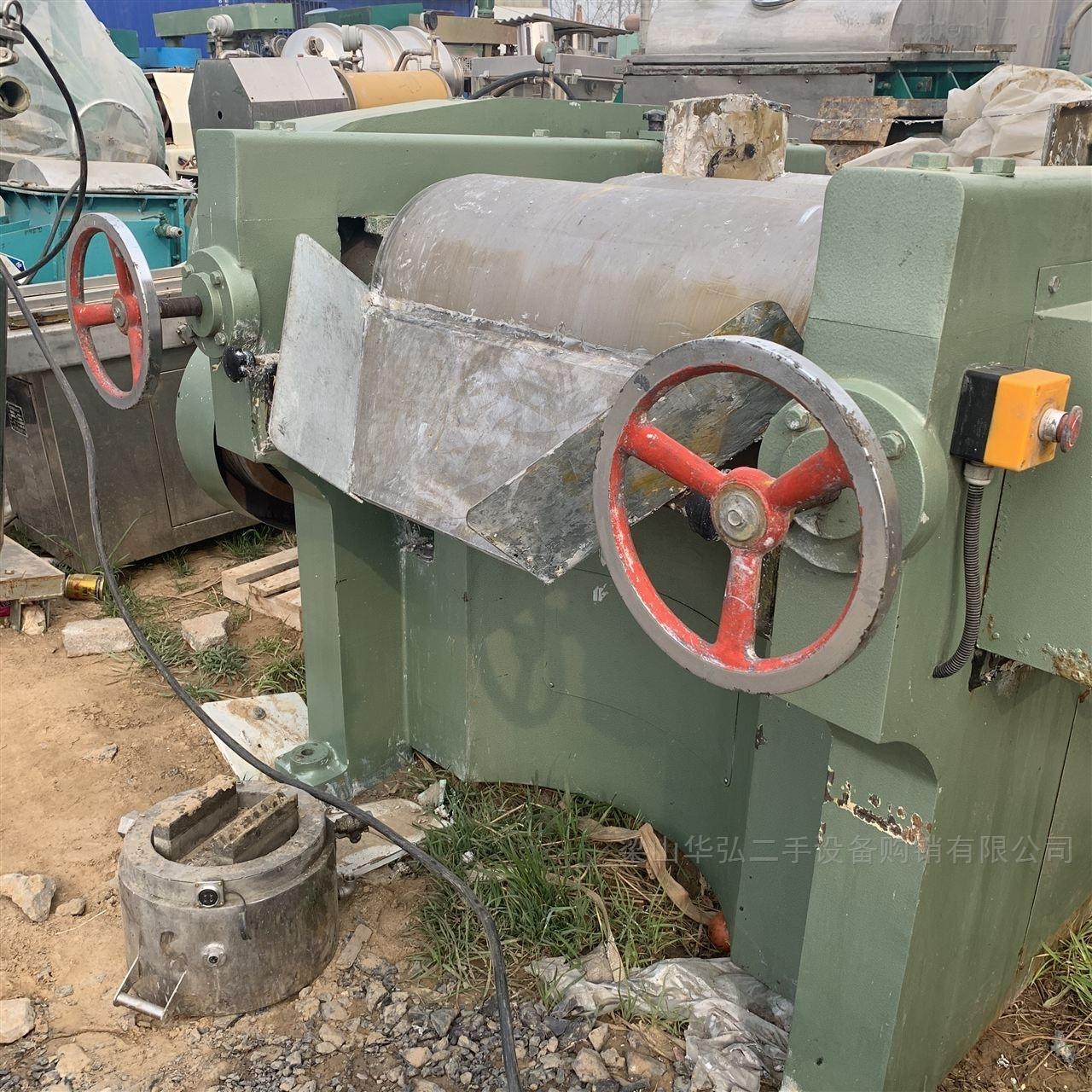 长期回收液压三辊研磨机