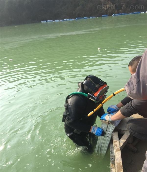 台州市水下堵漏公司[潜水服务]