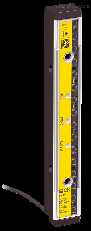 SIKC西克定制安全性光幕