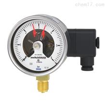 PGS21.100, PGS21.160德国WIKA威卡带开关电接点的波登管压力表