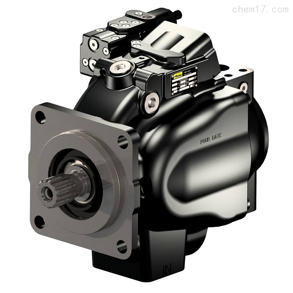 美国派克PARKER高压/高速柱塞泵