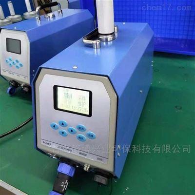 环境空气氟化物采样器