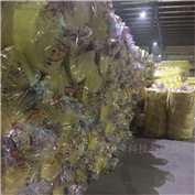 玻璃棉品质优良超细玻璃棉 1.2m 墙体保温铝箔板