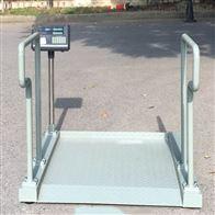 DCS-HT-L南宁300kg透析体重秤 带打印轮椅电子秤