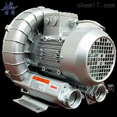 生物發酵設備使用8.5kw高壓風機