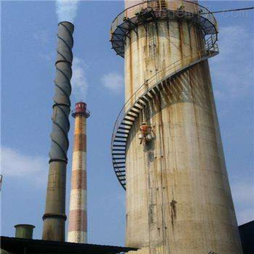 南昌市烟囱维修烟筒施工公司-混泥土烟囱