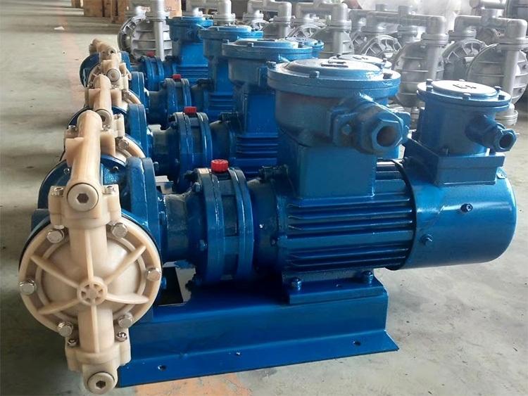 电动隔膜泵价格