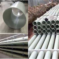 100 150 175 200型玻璃钢拉挤缠绕电缆保护管