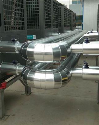 镀锌铁皮保温施工安装标准