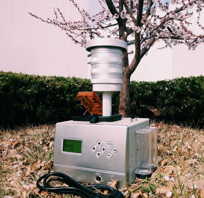 青岛明成综合大气采样器