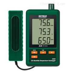 EXTECH SD800 CO²湿湿度数据记录仪