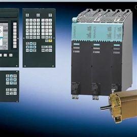 西门子设备802D系统死机芯片维修